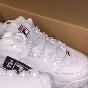 Fila Shoes - Fila Disrupter II Premium